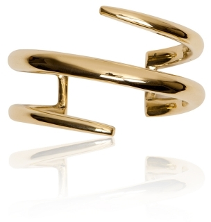Jennifer Fisher Twisted Cylinder Cuff