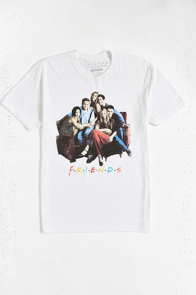Urban Outfitters Friends Sofa Tee