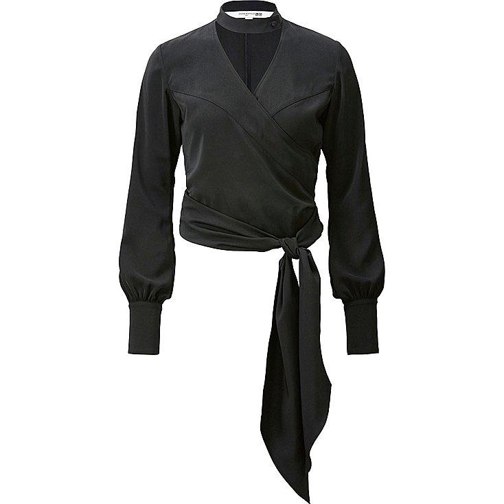 carine-roitfeld-for-uniqlo-carina-cache-coeur-long-sleeve-blouse