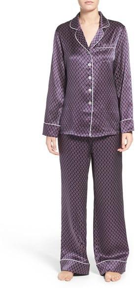 olivia-von-halle-lila-silk-pyjamas