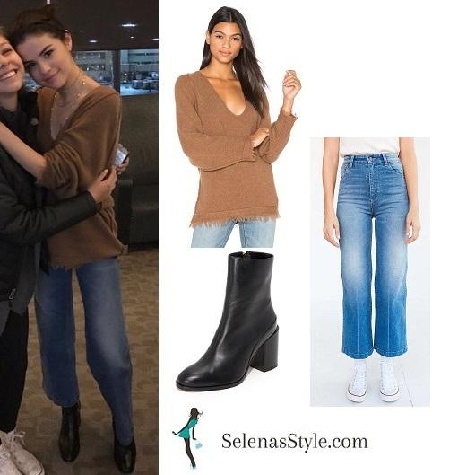 Selena Gomez style fashion outfit blog