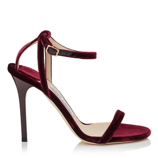 jimmy-choo-minny-100-bordeaux-velvet-sandals