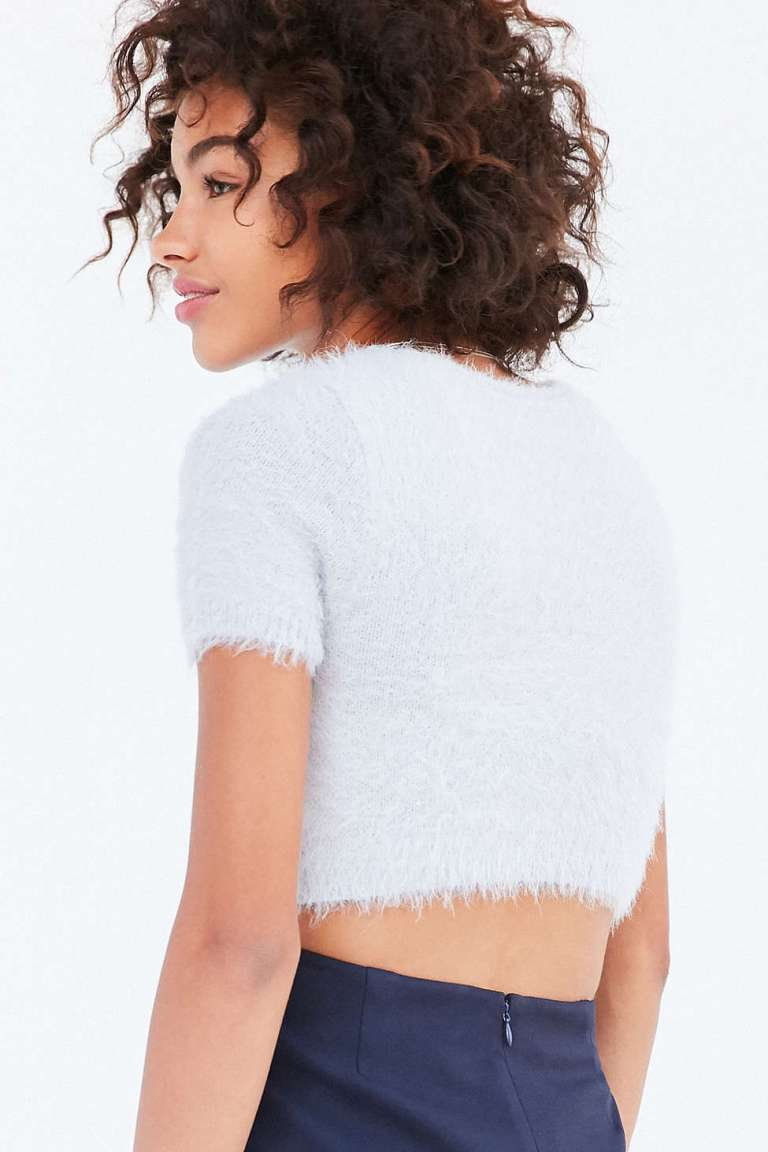 kimchi-blue-fuzzy-cropped-tee-back-view