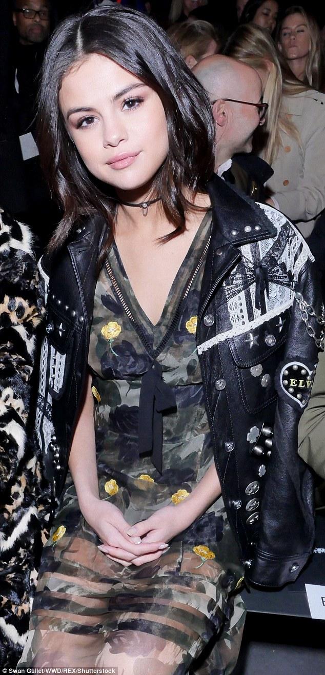 Selena Gomez Fashion Style blog