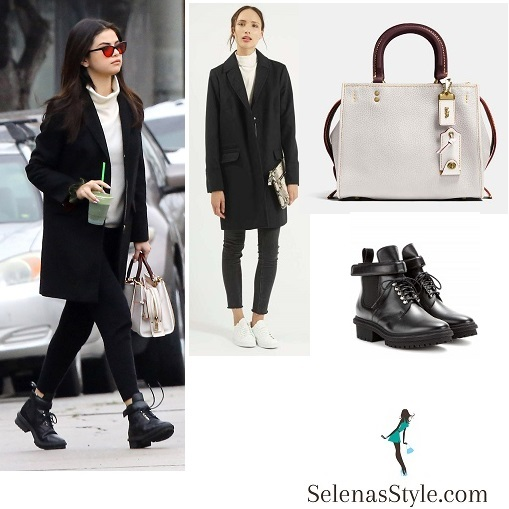 Selena Gomez style fashion outfit blog