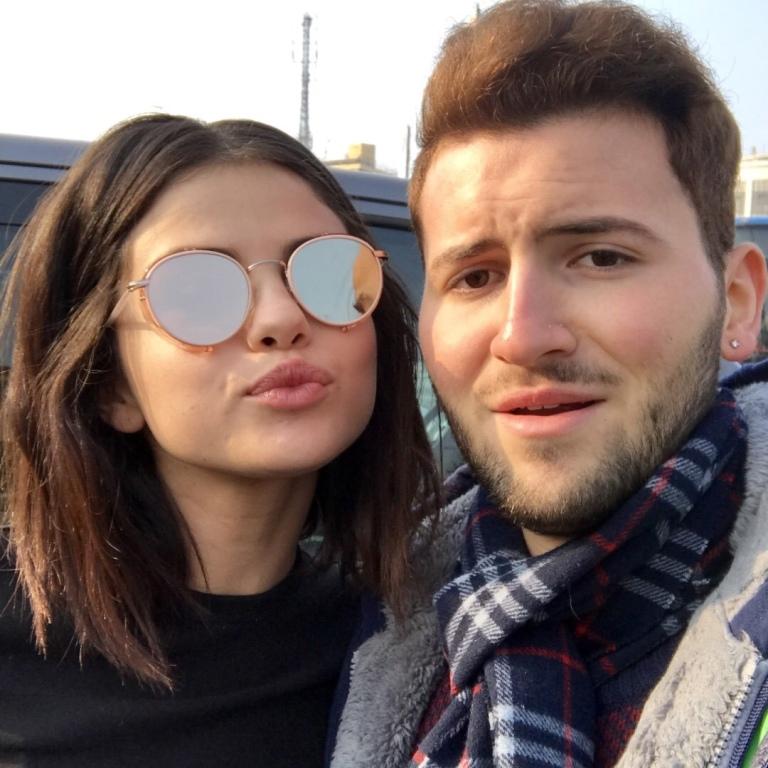 Selena Gomez Style Blog