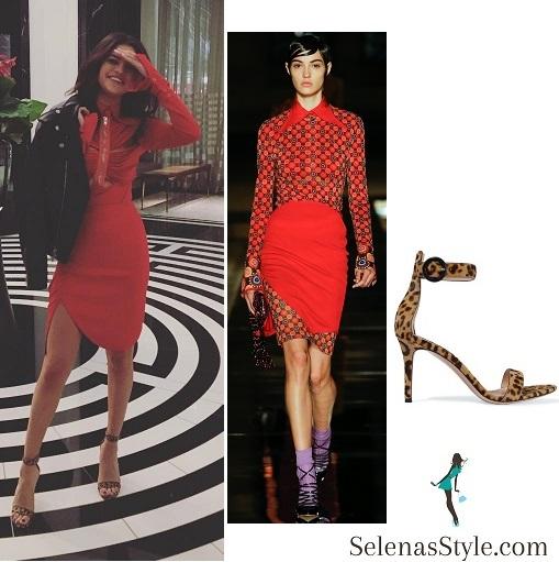 Selena Gomez Style Fashion Blog