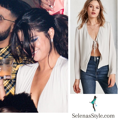 Selena Gomez Fashion Outfit Style Blog