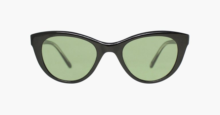 Garrett Leight Clare V in Ebene