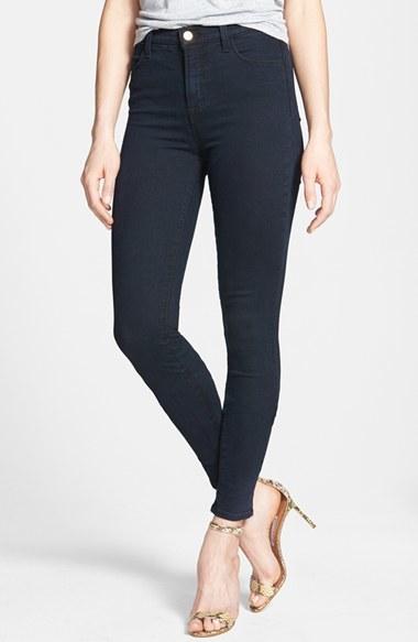 J Brand 2311 'Maria_ High Waist Skinny Jeans