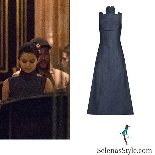 Selena Gomez Fashion Style Outfit blog