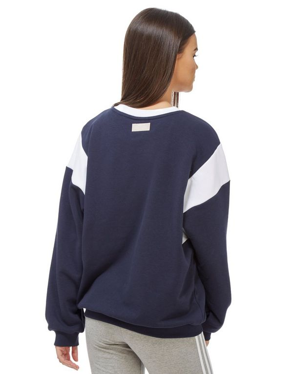 Adidas Originals Trefoil Sweatshirt back view