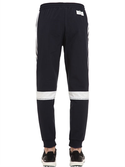 Adidas Originals TKO Colorblocked Track Pants back view