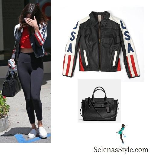 Selena Gomez Style Fashion Outfit