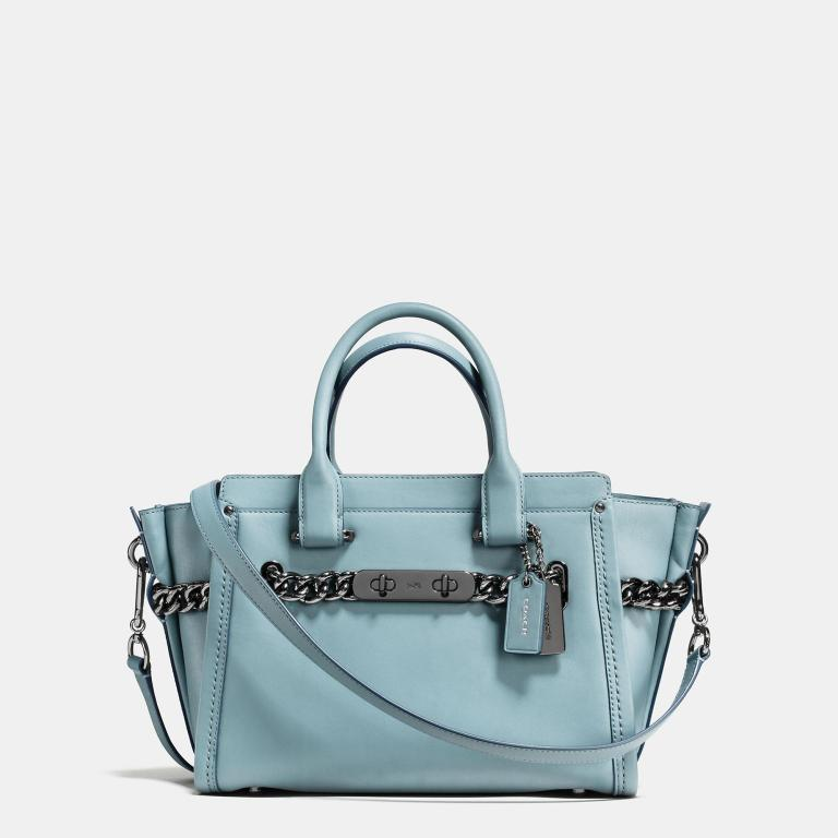 Coach ID Swagger 27 Bag in Glovetanned Leather