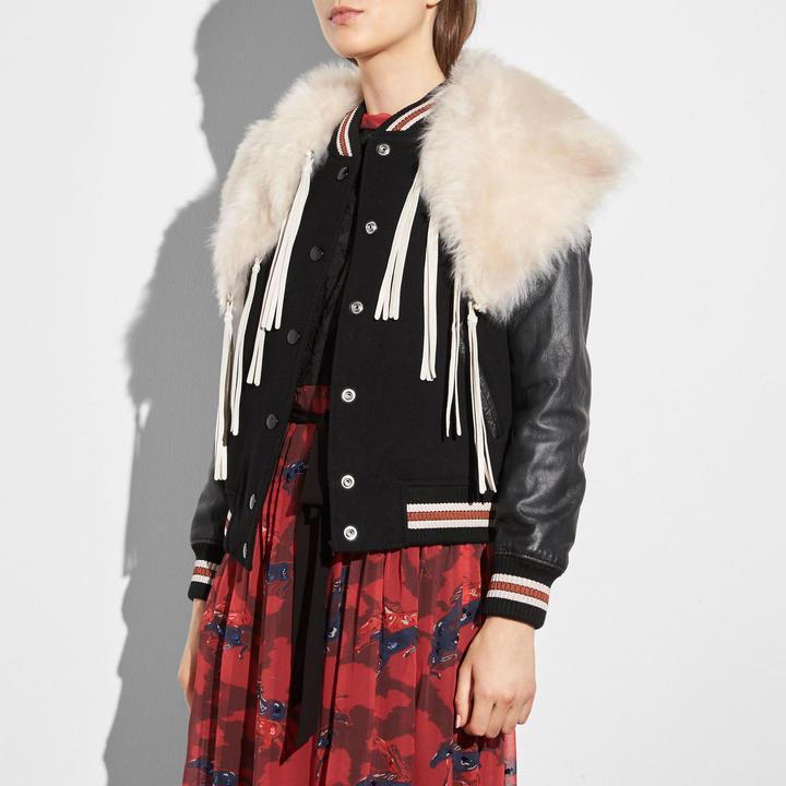 Coachvarsity jacket