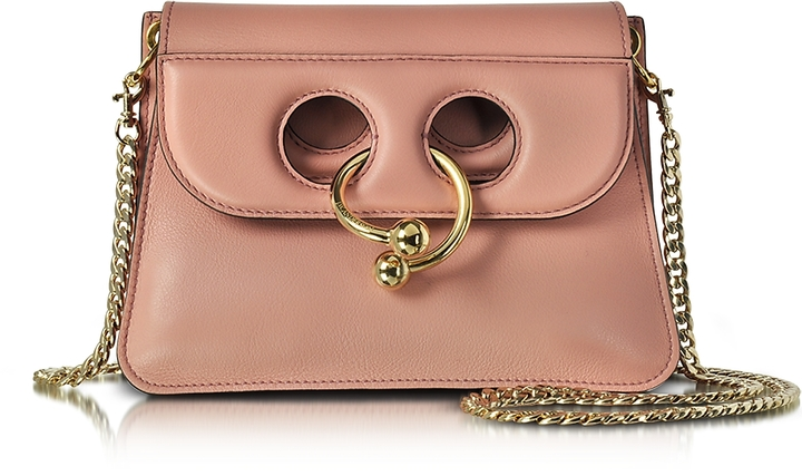 JW Anderson Dusty Rose Mini Pierce Bag