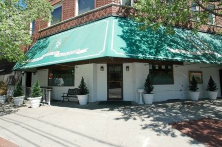 Park side restaurant NYC