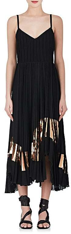 Proenza Schouler Women's Pleated Sleeveless Dress