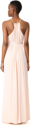Ramy Brook Valentina Maxi Dress back view