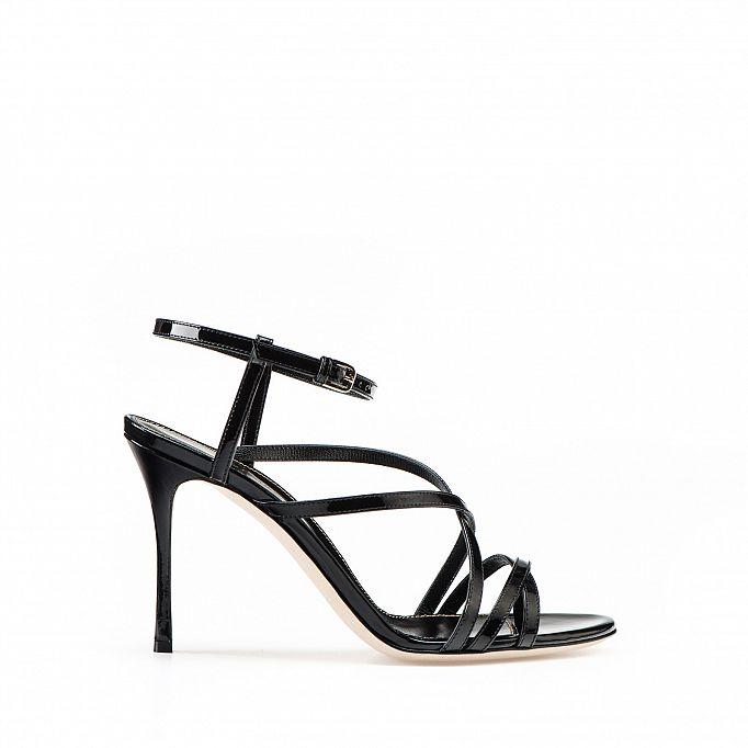 Sergio Rossi Bon Ton Sandals