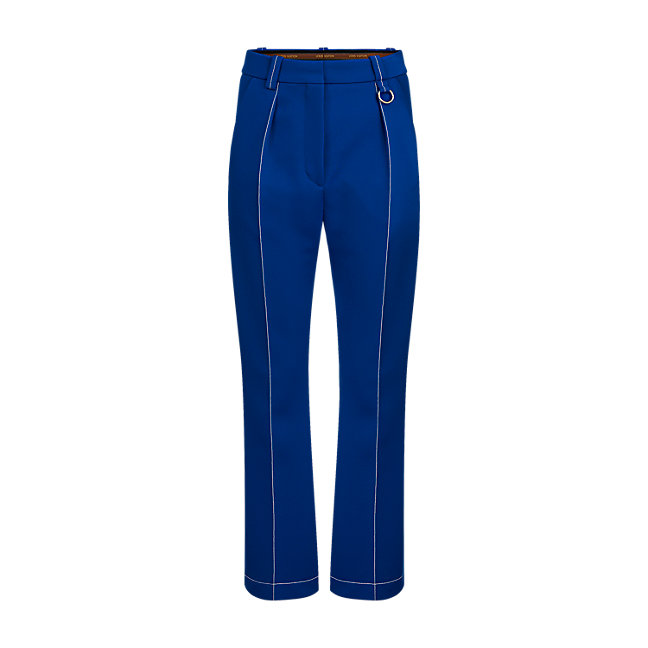 Louis Vuitton Flared Low Crotch Pants