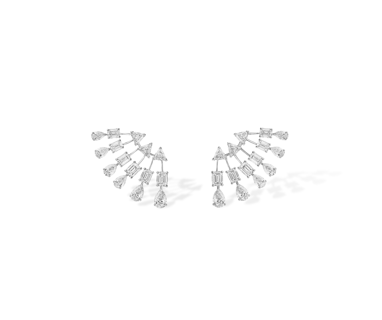Messika Solena Maya earrings