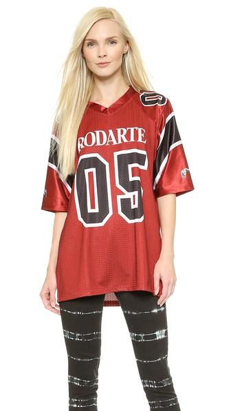 Rodarte Football Jersey