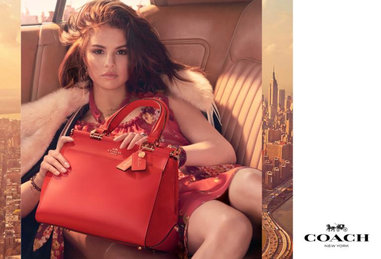 Coach Inc Selena Gomez Collection