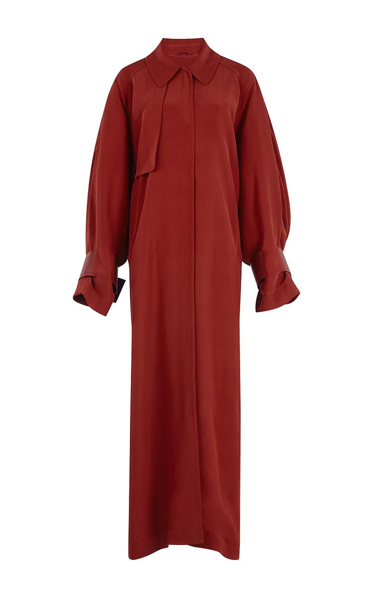 Roksanda Ilincic 'Melba' Oversized Trench Coat