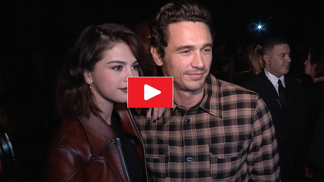 Selena Gomez and James Franco at Coach SS18 video