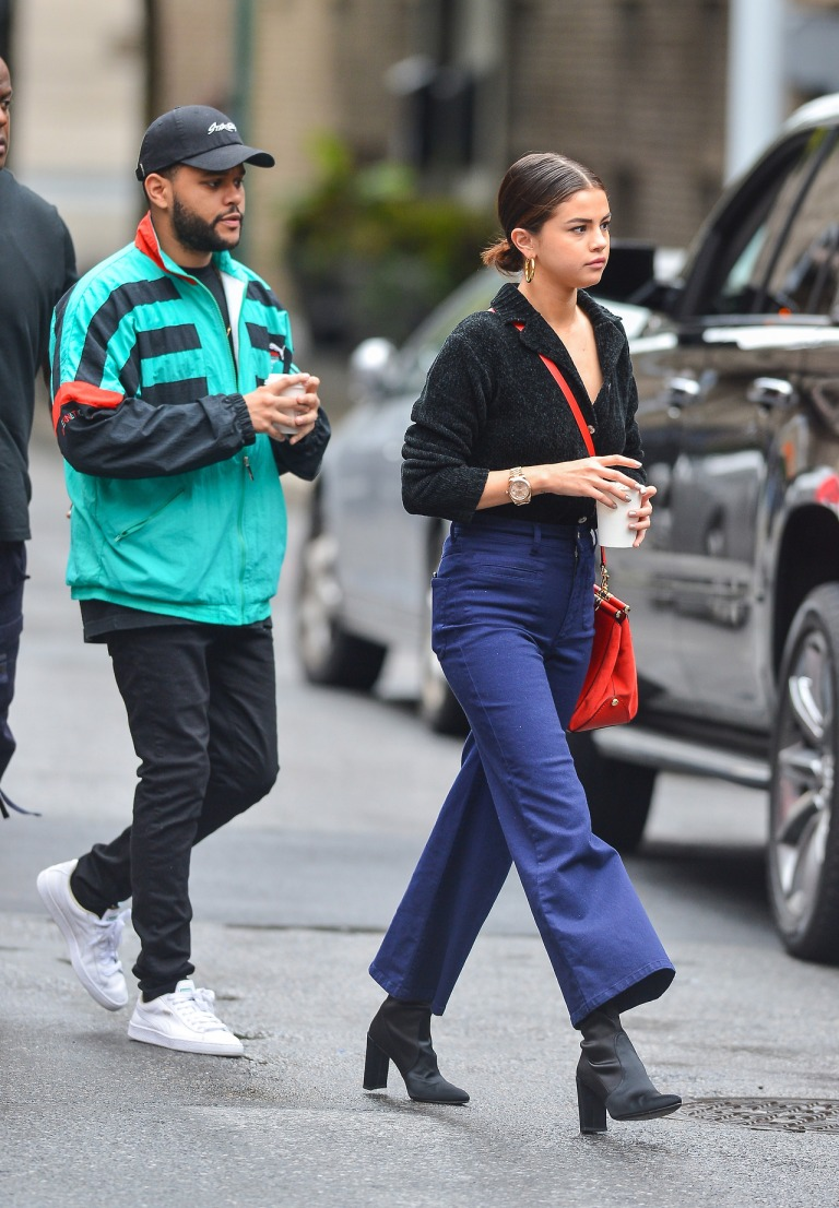 Selena Gomez street style 2017