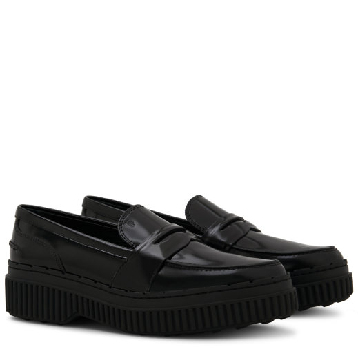 Tods Moccasin in leather