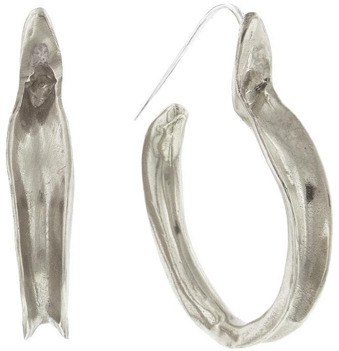 Ariana Boussard-Reifel Kiki Hoop Earrings