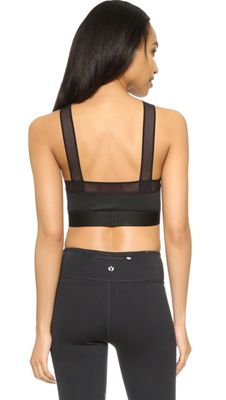 Heroine Sport Core X Bra back view