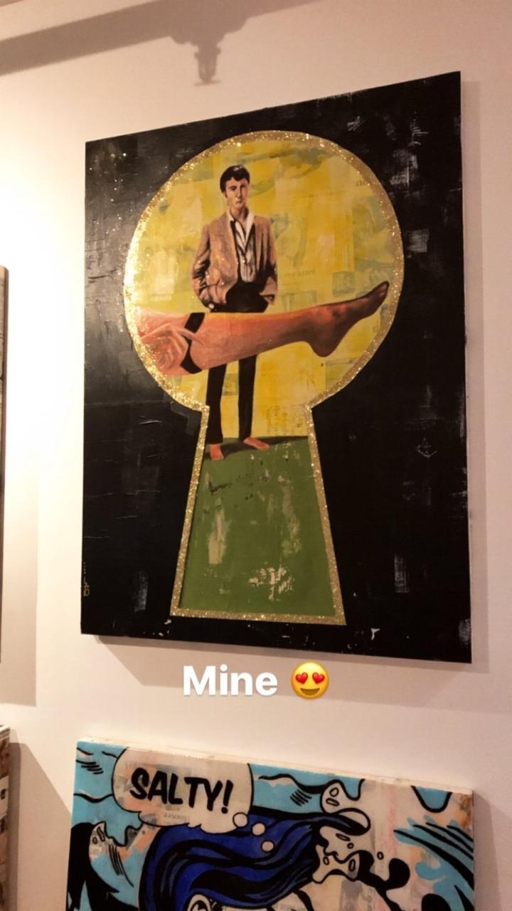 Selena Gomez art