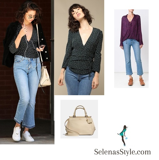 Selena Gomez style fashion outfit clothes blog