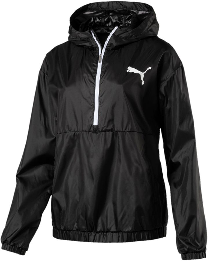 Puma Women_s Spark ¾ Zip Hooded Jacket