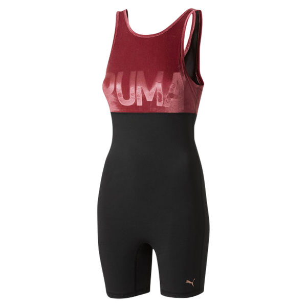 Puma Active Training Women's Velvet Unitard
