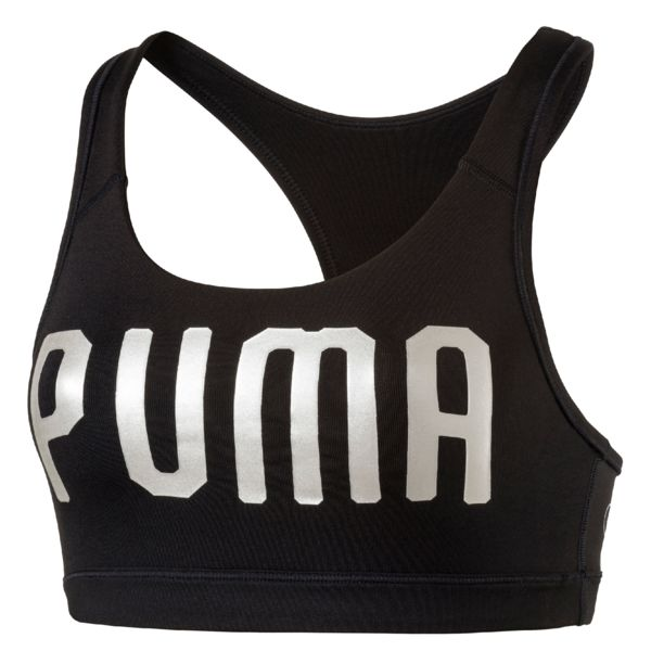 Puma Training Women's PWRSHAPE Forever Logo Bra Top