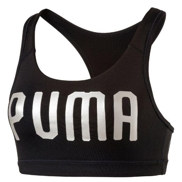 PumaTraining Women's PWRSHAPE Forever Logo Bra Top