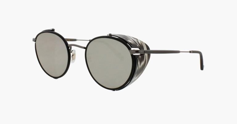 Garrett Leight Wilson Sun Shield sunglasses black