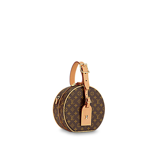 Louis Vuitton Petite Boite Chapeau Bag