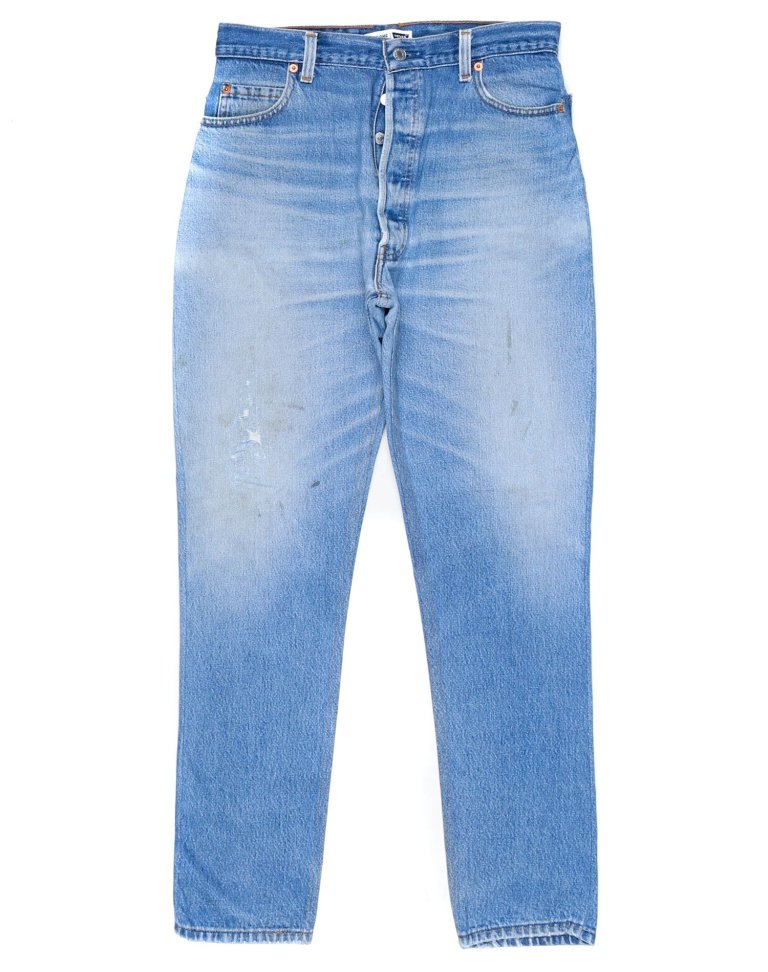 Re Done High Rise jeans
