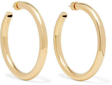 Jennifer Fisher Gold Samira hoops