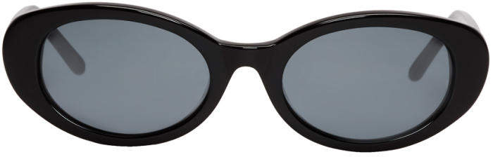 Roberi and Fraud Black Betty Sunglasses