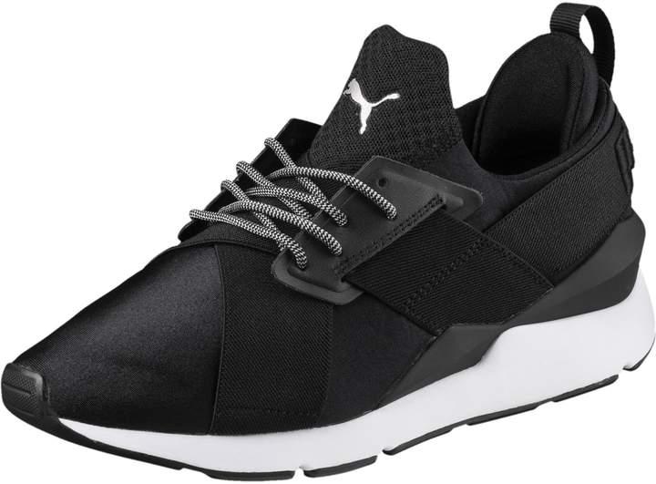 Puma Muse Satin Sneakers