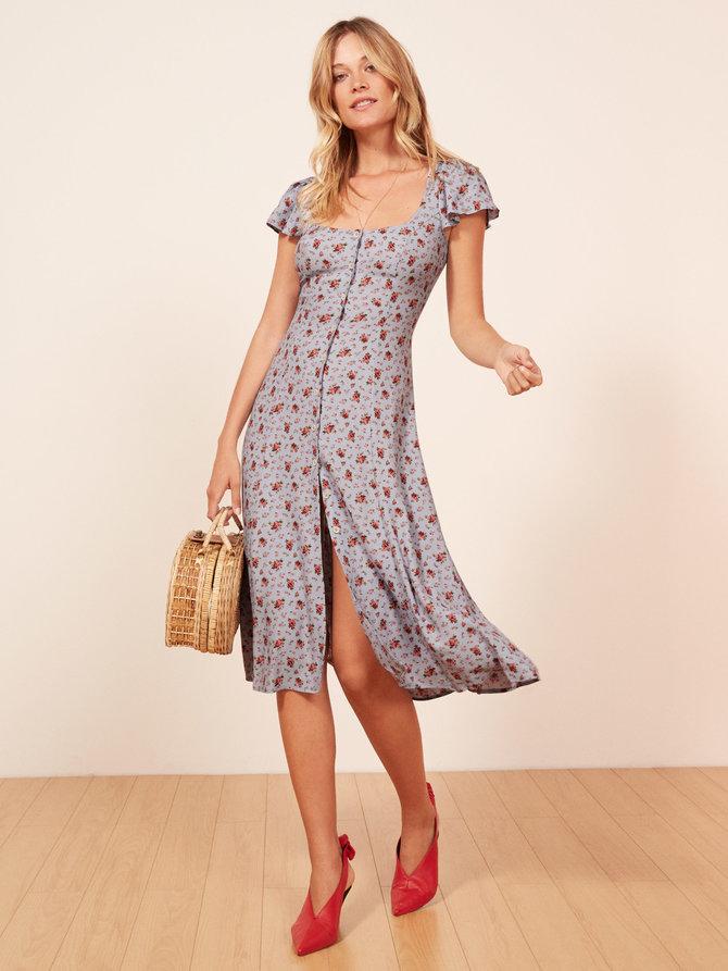 Reformation Harbor dress