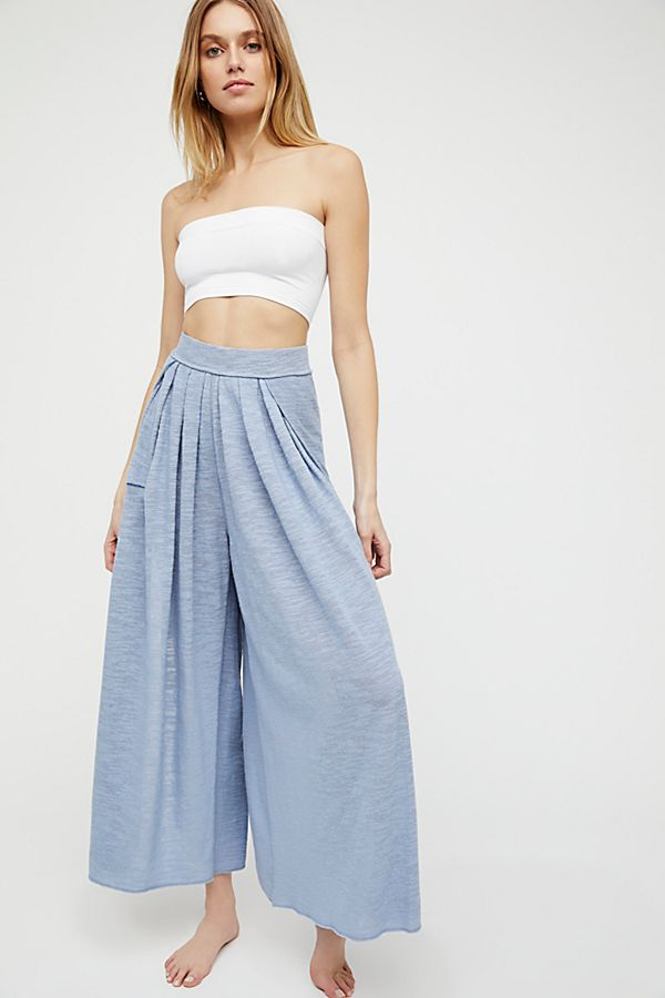 Free People Easy Does It Pants