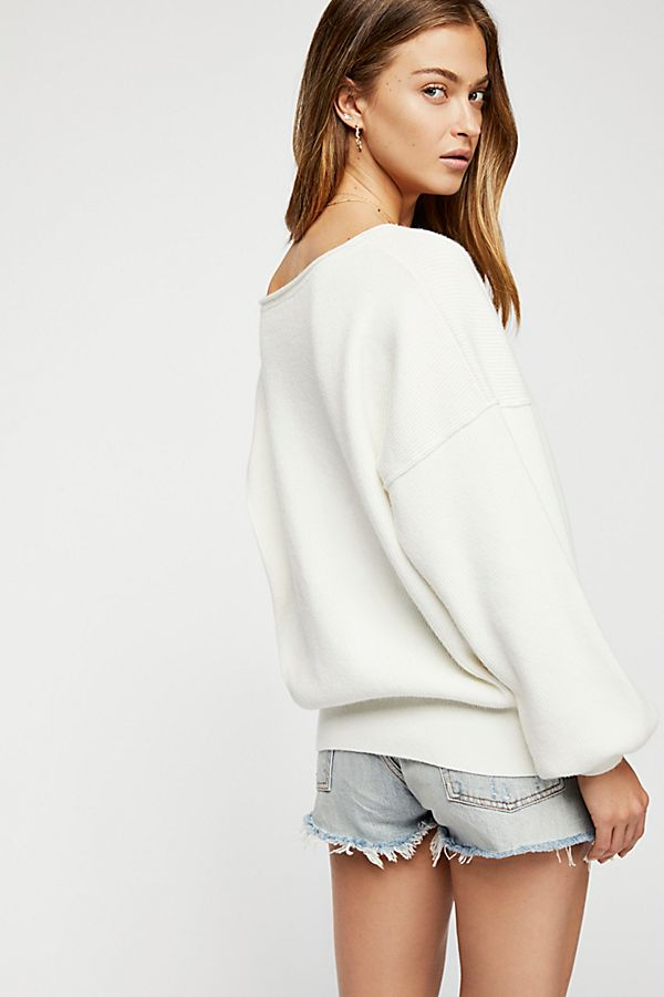 Free People Shadow Crew back view